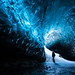 Lightroom Ice Cave - Iceland - Travel photography