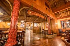 Universal Studios Japan 2017 - Amity Landing Restaurant Interior (JUNEAU BISCUITS) Tags: universalstudios japan universalstudiosjapan jaws stevenspielberg amitylanding restaurant osaka nikond810 nikon themepark peterbenchley