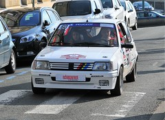 #60 Peugeot 205 RALLYE (kinsarvik) Tags: castillonlabataille gironde bordeauxaquitaineclassic rallye rally