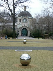 Bronx Zoo (Stanley Zimny (Thank You for 30 Million views)) Tags: bronx zoo ball reflection art building architecture newyork