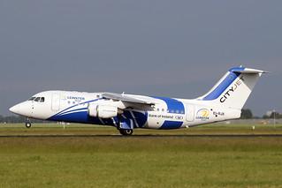 EI-RJX British Aerospace 146 Avro RJ85 Cityjet