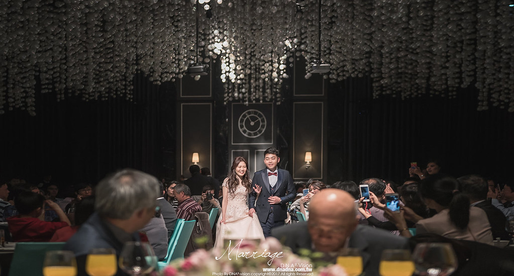 《婚禮攝影搶先看》20180113台鋁mld銀河廳婚禮攝影搶先看dna平方攝影團隊