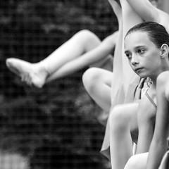 Ballet (temo kvirkvelia) Tags: softfocus soft dance dancer ballet dancers bw girl ballerina beauty blackwhite blackandwhite monochrome nikon summer summertime face eyes ballerinas slr nikonslr beautiful dancing noise youth