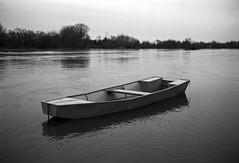 The River (Koprek) Tags: fuji gw690ii ilford delta 100 river drava varaždin croatia film medium format january 2018