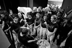 Communion (mifranc91) Tags: concert coulisses d700 lumières nikon scène spectacle troupe zicos 1820 noiretblanc monochrome bw blackandwhite