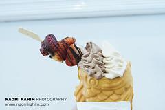 Fish Icecream, Perth, WA (Naomi Rahim (thanks for 3.9 million visits)) Tags: perth westernaustralia wa australia 2017 travel travelphotography nikon nikond7200 wanderlust fish icecream cream dessert food foodphotography