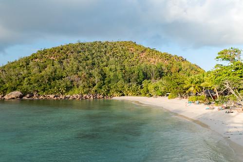 Strand Petite Anse Kerlan, Praslin Seychellen