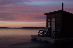 Sunrise (makje59) Tags: morgonpromenad morningwalk sunrise värmland karlskoga lake