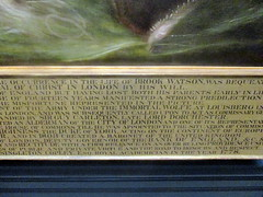Ending Middle of Inscription on Base of Watson and the Shark (Autistic Reality) Tags: johnsingletoncopley c17601778 america art americanart nga gallery nationalgallery usa us unitedstatesofamerica unitedstates architecture inside interior indoors building structure district dc districtofcolumbia dmv columbia washingtondc washington cityofwashington nationalmall mall museum nationalgalleryofart landmark westbuilding nationalmallandmemorialparks johnrussellpope neoclassicalstyle neoclassical artmuseum artgallery 2018