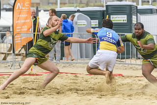 H6Q12166 Paragreens v Curacao Rugby