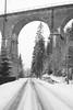 paprocany -wisla 042wb (pinusfoto) Tags: most wiadukt wisła poland train