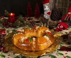 Roscón de Reyes (Frabisa) Tags: roscón reyes masa amasado cocinacasera navida naranja dulce fiestas celebraciones kings dough kneading homemadecooking christmas orange sweet parties celebrations