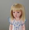 Iplehouse...Sweet Judith (1930sgirl) Tags: iplehouse bid bjd judith peach gold boneka yosd dollshe eyes leekeworld