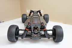 20180126_HBRacingD413_006 (khyzersoze) Tags: hot bodies hb racing 110 rc 4x4 4wd buggy offroad d413 exotek proline typer