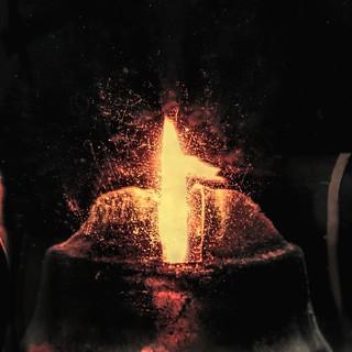Kerosene Lamp Flame, 2/100x