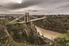 Clifton suspension bridge, Bristol (Piotr_PopUp) Tags: clifton cliftonsuspensionbridge bristol england uk bridge landscape cityscape cloud clouds british britain