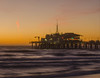 Santa Monica (rmstark3) Tags: santa monica beach sunset sea sky ocean california water winter
