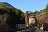 Through the hills and the frost (CN Southwell) Tags: up union pacific bonga niles canyon california