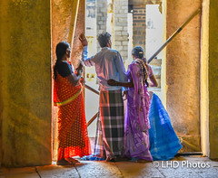 Looking Out (LHDPhotos) Tags: people india hampi