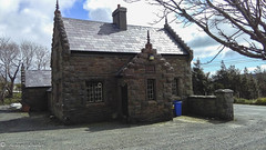 Carrick Lodge Gate House, Carrick, Co. Donegal, Ireland 25 April 2016 IMG_20160424_141136 (aidandevlin) Tags: carricklodgegatehouse carrick codonegal musgrave family r263 road glencolmcille historic building lord belmont