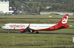 Ex Air Berlin (Belair) A321-200 OE-IGE (birrlad) Tags: shannon snn international airport ireland aircraft aviation airplane airplanes airline airliner airways airlines ex storage maintenance lease lessor airbus a321 a321200 a321211 oeige hbjox airberlin belair avolon