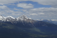 Jasper National Park AB 25 (Largeguy1) Tags: approved jasper national park ab blue sky clouds mountains landscape canon 5d mark iii