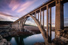 Puente de La Estrella (tmuriel67) Tags: puente bridge colores sunset colours zamora outdoors ocaso rioesla longexposure ndfilters architecture