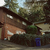 Crockett, California (bior) Tags: crockett square kowa6 kowasix kowa kodakportra portra160vc mediumformat 120 california sanfranciscobayarea home house brick steep