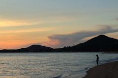 Morning Light (jeremiass.) Tags: sonnenaufgang sunrise beach people contrast morning sky landscape landschaft mensch