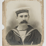 Able Seaman Thomas Fleming Walker, c 1900 thumbnail