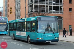 Arriva Yorkshire YJ56JYH (Mike McNiven) Tags: arriva yorkshire leeds citybusstation wright frequaneta commander