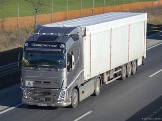 Volvo FHIV Globetrotter Horkiss (H)