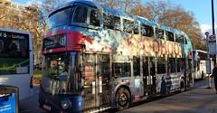 TFL Routemaster LTZ 2158 (standhisround) Tags: vehicle bus londontransport transportforlondon routemaster tfl marblearch london ltz2158 colourful parklane