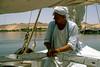 Felucca on the Nile, Aswan (bruno vanbesien) Tags: aswan egypt misr boat desert people river أسوان eg