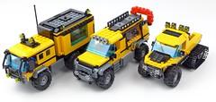 LEGO City Jungle All Sets 25 (noriart) Tags: lego city jungle all sets