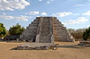 The pyramid from Mayapan (Chemose) Tags: mexico mexique yucatán mayapan maya pyramide pyramid kukulcan elcastillo hdr canon eos 7d mars march