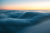 Nebelwelle Belchenflue (noberson) Tags: belchenflue belchenfluh bölchen basel fog nebel mist wave dawn switzerland longexposure longexpo calm morning