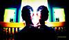 Window #hypnotique (Stephenie DeKouadio) Tags: canon art artwork portrait selfportrait woman darkandlight light hypnotique