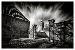 Kleine kerk in Vollenhove