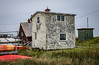 Rustic (Katrina Wright) Tags: dsc4976 pei coast marine paint weathered cracked dry worn rustic