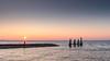 Bull's Eye! (karindebruin) Tags: thenetherlands nederland zuidholland voorneputten hellevoetsluis vesting zuidfront zonsopkomst sunrise haringvliet breakwater meerpaal morepole