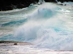 Wave energy (thomasgorman1) Tags: beach energy waves canon nature power churning force hawaii molokai island pacific