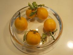 Wednesday Colours - Five Lemons 15/365 (Pushapoze (MASA)) Tags: meyerlemons crystal bowl five explore