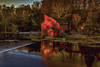 The Red Mill at Clinton N.J. (Chip Renner) Tags: hdr historic history newjerseyhistoric redmill clinton newjersey efix photomatix landscape longexposure chiprenner