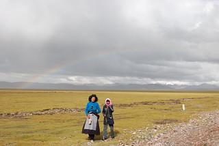 Double rainbow 雙彩虹