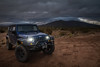 Wrangler VI (Skyrocket Photography) Tags: jeep wrangler rubicon storm tucson arizona dan santamaria skyrocket photography blue sexy rugged mudding off road vehicle