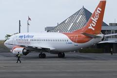 C-GANU_737-55D_ANT_CYVR_1032 (Mike Head - Jetwashphotos) Tags: boeing 737 737500 73755d 4n ant airnorth yvr cyvr vancouverinternationalairport richmond bc britishcolumbia canada westerncanada westernregion