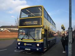 Dublin Bus AX581 (06-D-30581) (Dublin Bus DT Class Fan.) Tags: ax ax581 alx400 volvo b7tl mkii 73l phibsboro garage 122 06d30581