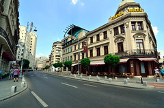 Central Bucharest (Gedsman) Tags: romania europe bucharest wallachia history historical tradition traditional capital beauty travel blueskies modern architecture