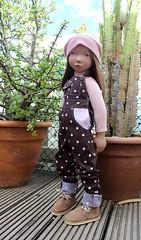 Jo, Zwergnase Junior Miriam (dambuster01) Tags: zwergnase junior vinyl doll handpainted 55cm 2018